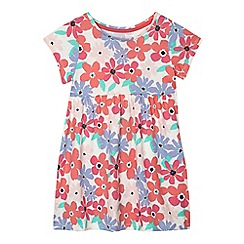 bluezoo - Girls' cream floral dress