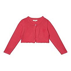 bluezoo - Girls' pink cardigan
