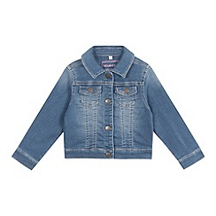 bluezoo - Girls' blue denim jacket