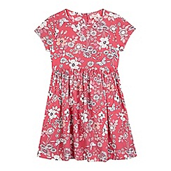 bluezoo - Girls' pink floral dress