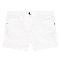 bluezoo - Girls' white shorts
