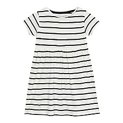 bluezoo - Girls' off-white striped dress