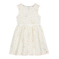 J by Jasper Conran - Girls' multicoloured print dress