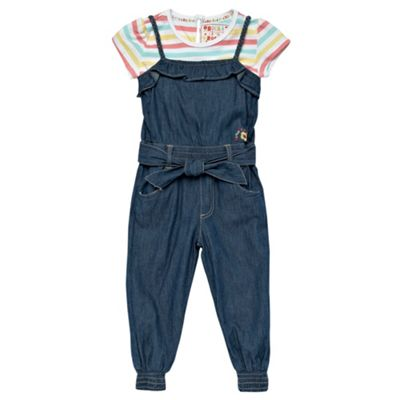 Rocha.John Rocha Girls T-shirt and Dungarees product image