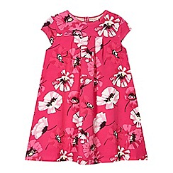 RJR.John Rocha - Girls' pink poppy print dress