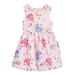 RJR.John Rocha - Girls' pink floral print dress