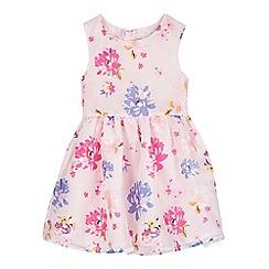 RJR.John Rocha - Girls' pink floral print dress