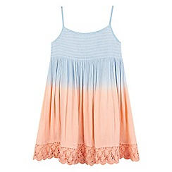 Mantaray - Girls' dip dye strappy dress