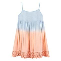 Mantaray - Girls' dip dye strappy dress