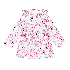 Peppa Pig - Girls' pink 'Peppa Pig' mac coat