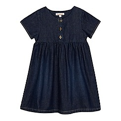 bluezoo - Girls' blue chambray dress