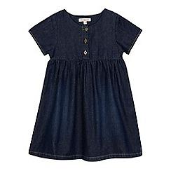 bluezoo - Girls' blue chambray dress