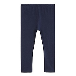 bluezoo - Girls' navy leggings