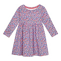 bluezoo - Girls' multi-coloured floral print dress