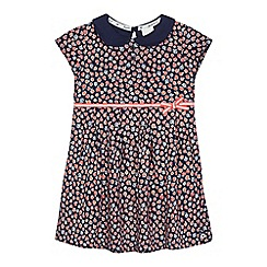J by Jasper Conran - Girls' multi-coloured ditsy print dress