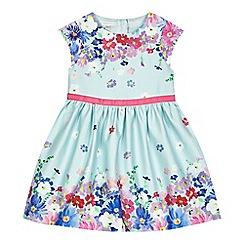 RJR.John Rocha - Girls' multi-coloured floral dress