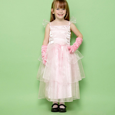 bluezoo - Girl+s pink princess dress up costume