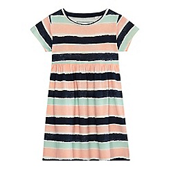 bluezoo - Girls' multi-colour stipe dress