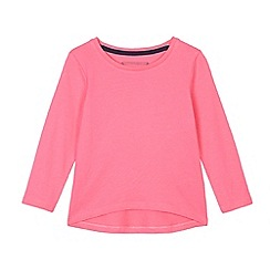 bluezoo - Girls' pink long sleeved top