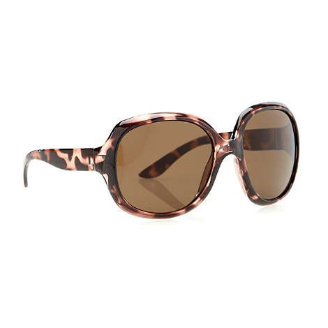 bluezoo - Girl+s brown tortoiseshell sunglasses