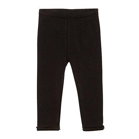 bluezoo - Girls+ black essential leggings