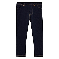 bluezoo - Girls' blue jeggings