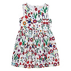 bluezoo - Girls' mult-coloured printed dress