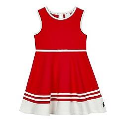 J by Jasper Conran - Girls' red ponte dress