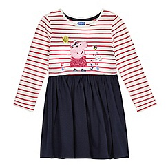 Peppa Pig - Girls' multi-coloured 'Peppa Pig' dress