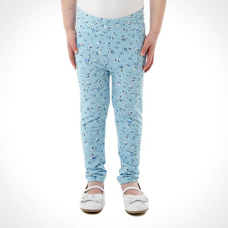 bluezoo - Girl+s multi pack of three leggings