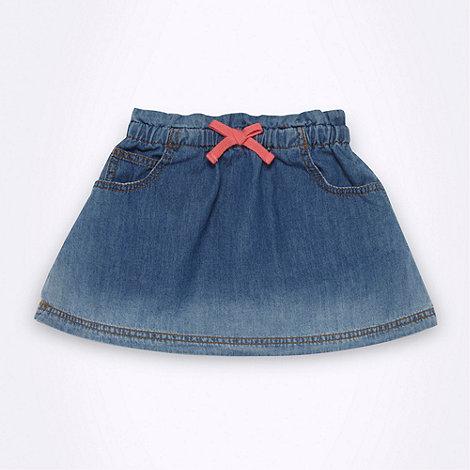 bluezoo - Girl+s denim skirt