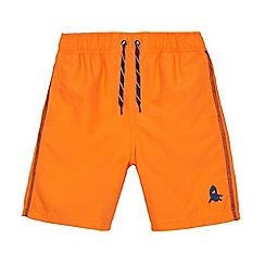 bluezoo - Boys' orange swim shorts