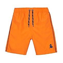 bluezoo - Boys' orange swim shorts
