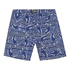 bluezoo - Boys' navy swim shorts