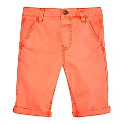 bluezoo - Boys  orange shorts