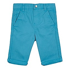 Mantaray - Boys' blue cropped shorts
