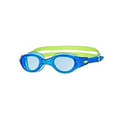 Zoggs - Blue 'Phantom Junior' swimming goggles