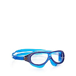 Zoggs - Blue 'Phantom Mask' swimming goggles