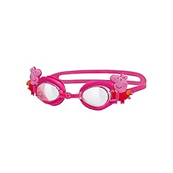 Zoggs - Pink 'Peppa Pig' swimming goggles
