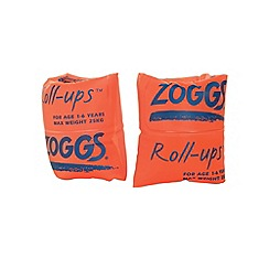 Zoggs - Orange 'Roll Ups' buoyancy aids
