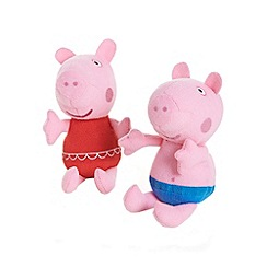 Zoggs - 'Peppa Pig' Peppa and George Soakers