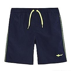 bluezoo - Boys' blue swim shorts