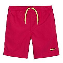 bluezoo - Boys' red swim shorts