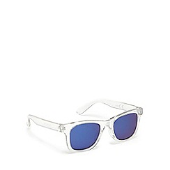 bluezoo - Boys' transparent square sunglasses
