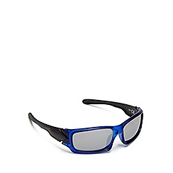 bluezoo - Boys' blue wrap around sunglasses