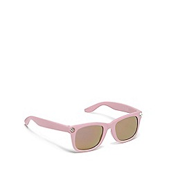 bluezoo - Girls' pink square sunglasses
