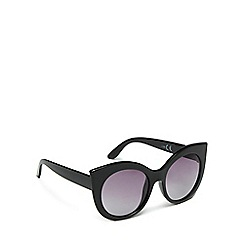 bluezoo - Girls' black cat eye sunglasses