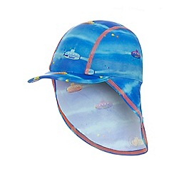 Baker by Ted Baker - Boys' submarine print keppi hat