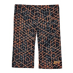 Zoggs - Boys' multi-coloured patterned swimming jammers
