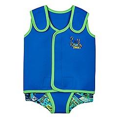 Zoggs - Baby boys' blue swim wrap